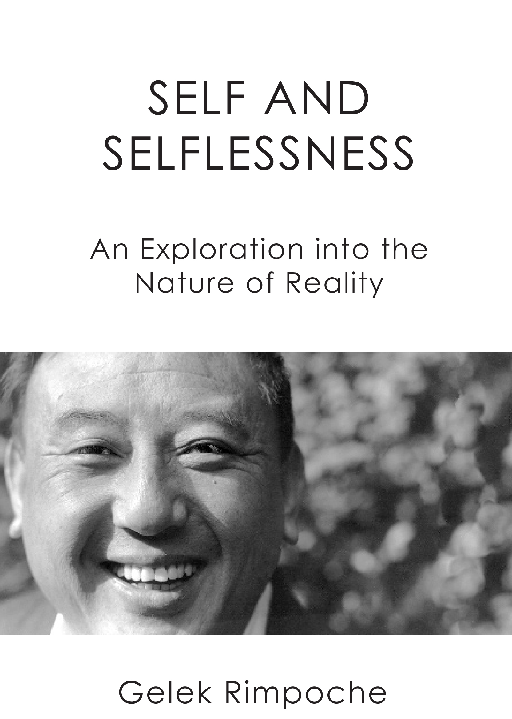 Self and Selflessness