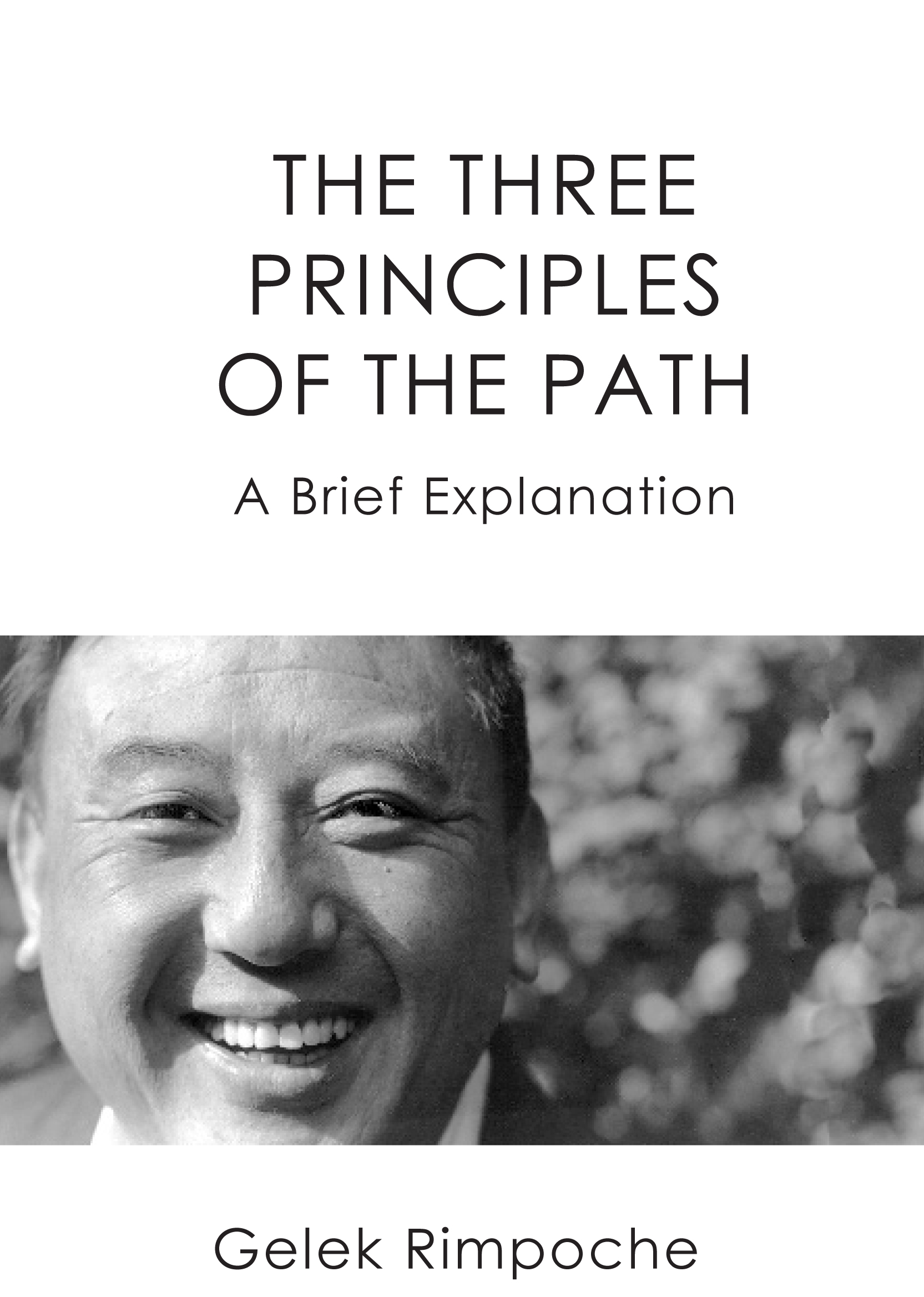 The Three Principles of the Path