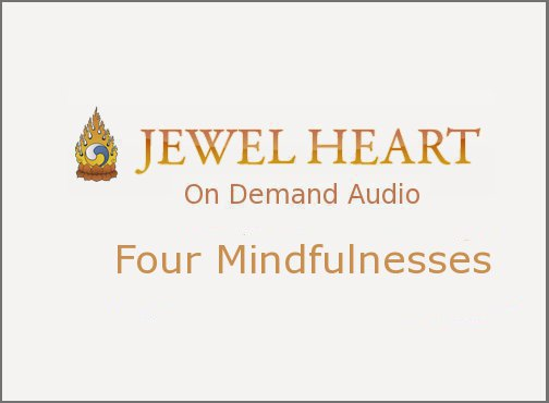 Four Mindfulnesses