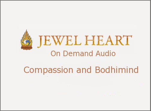 Compassion and Bodhimind