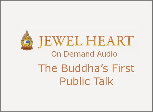 The Buddha's First Public Talk