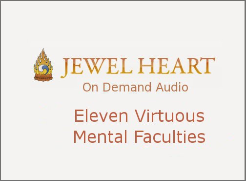 Eleven Virtuous Mental Faculties