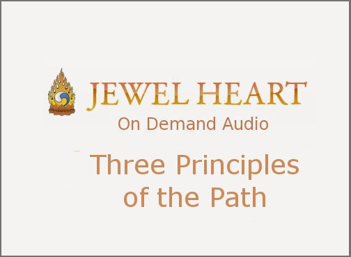 Three Principles of the Path