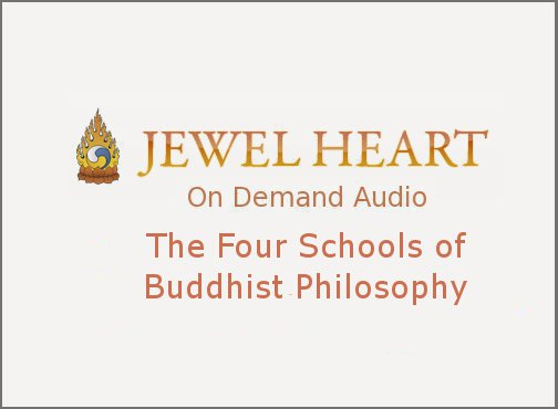 The Four Schools of Buddhist Philosophy