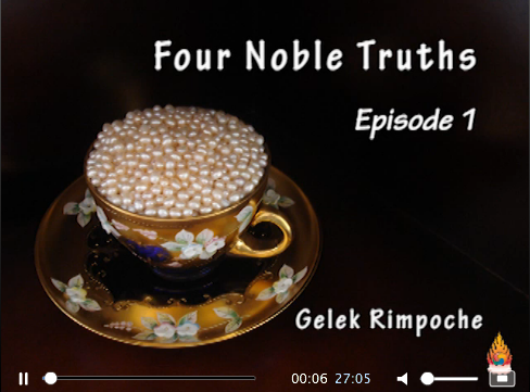 Four Noble Truths Episode 1