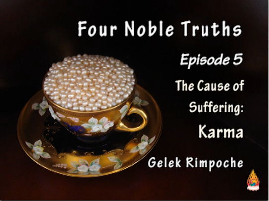 Four Noble Truths Episode 5