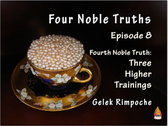 Four Noble Truths Episode 8