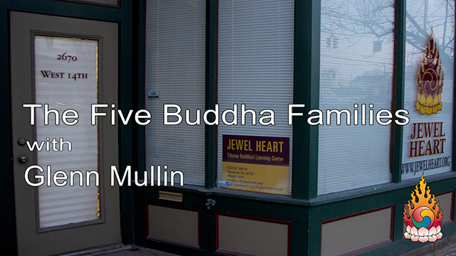 The Five Buddha Families – Cleveland