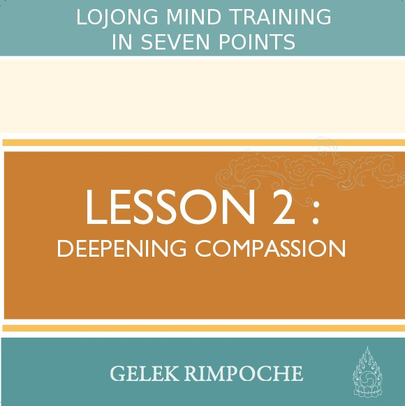 Deepening Compassion