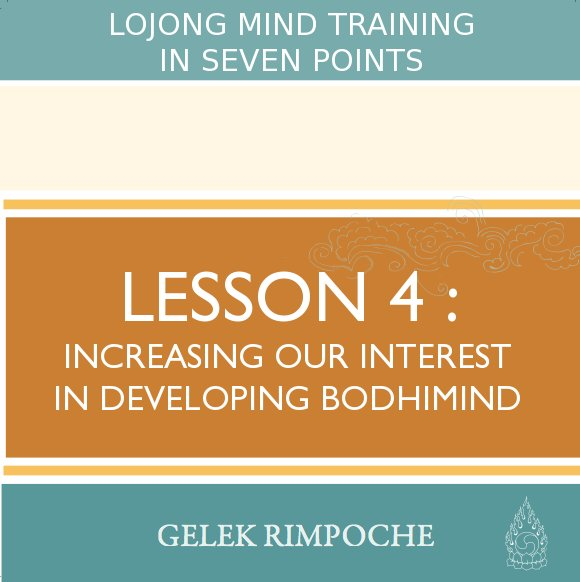 Increasing Our Interest in Developing Bodhimind