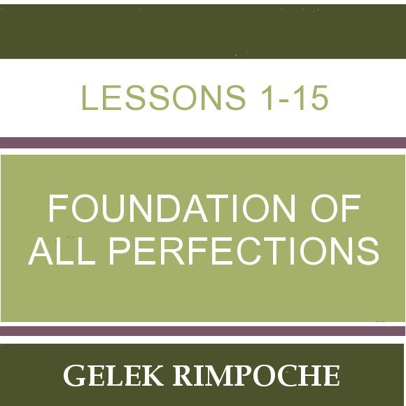 Foundation of All Perfections 1-15