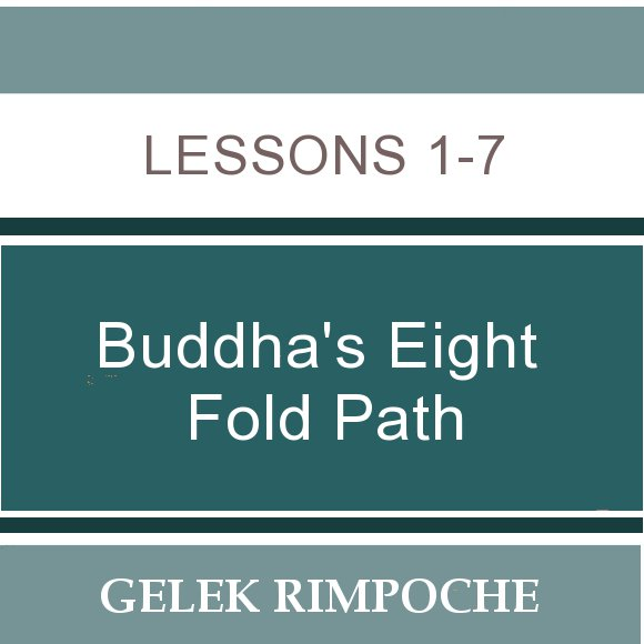 Buddha's Eight Fold Path