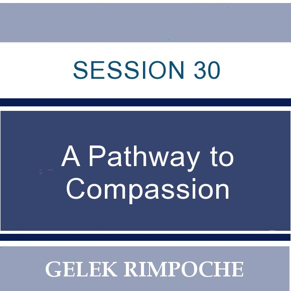 Session 30: A Pathway to Compassion