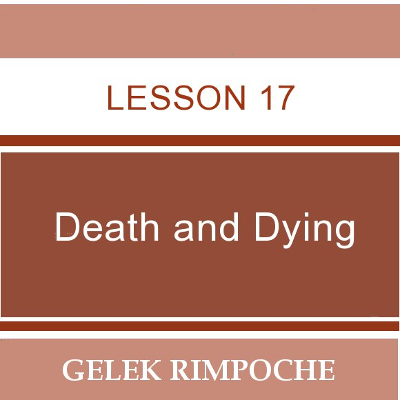 Lesson 17: Death and Dying