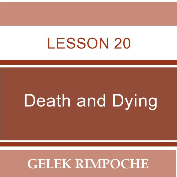 Lesson 20: Death and Dying