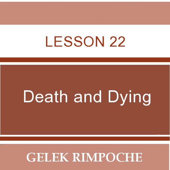 Lesson 22: Death and Dying