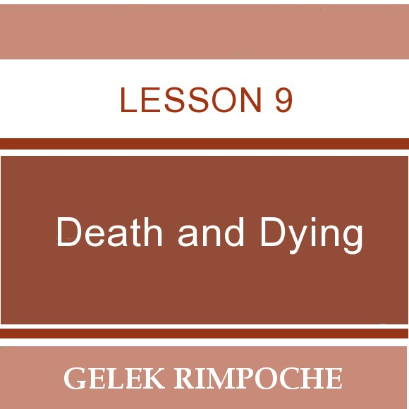 Lesson 9: Death and Dying