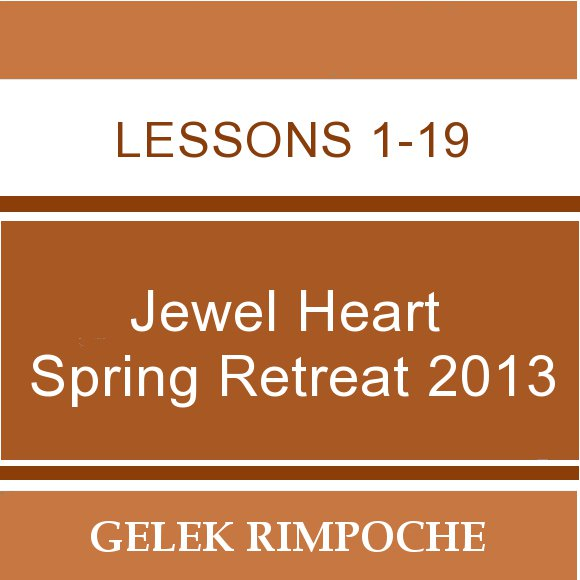 2013 Jewel Heart Spring Retreat