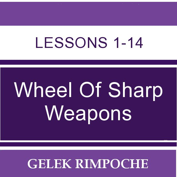 Wheel of Sharp Weapons