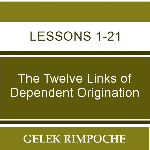 The Twelve Links of Dependent Origination