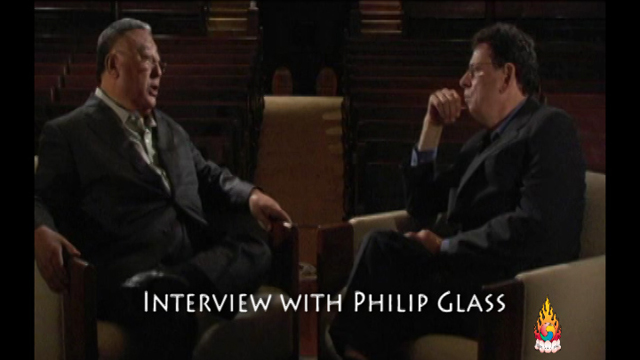 Gelek Rimpoche – Interview with Philip Glass