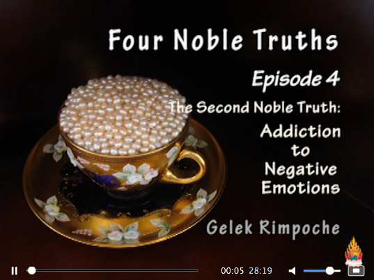 Four Noble Truths Episode 4
