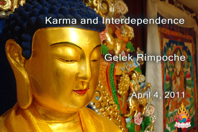 Karma And Interdependence
