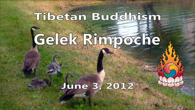 Tibetan Buddhism with Gelek Rimpoche 23