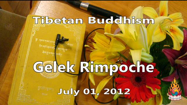 Tibetan Buddhism with Gelek Rimpoche 27
