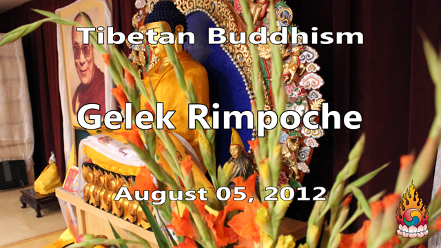 Tibetan Buddhism with Gelek Rimpoche 31