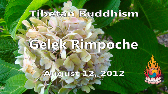 Tibetan Buddhism with Gelek Rimpoche 32