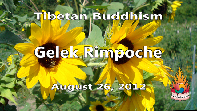 Tibetan Buddhism with Gelek Rimpoche 34