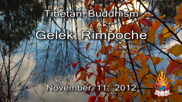Tibetan Buddhism with Gelek Rimpoche 45