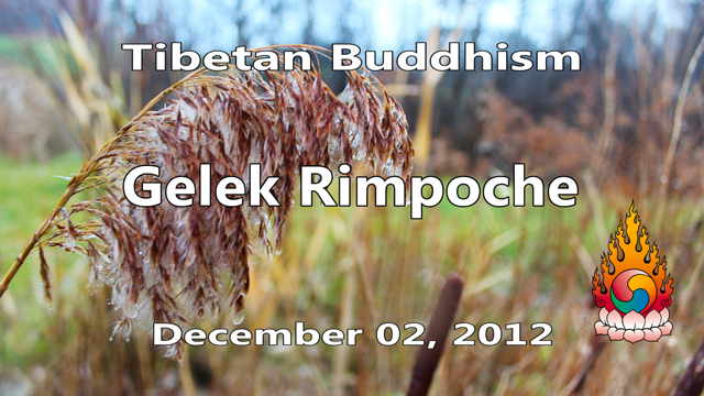 Tibetan Buddhism with Gelek Rimpoche 48