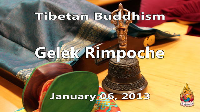 Tibetan Buddhism with Gelek Rimpoche 51