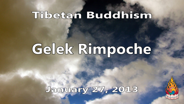 Tibetan Buddhism with Gelek Rimpoche 54