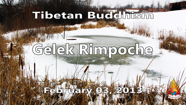 Tibetan Buddhism with Gelek Rimpoche 55