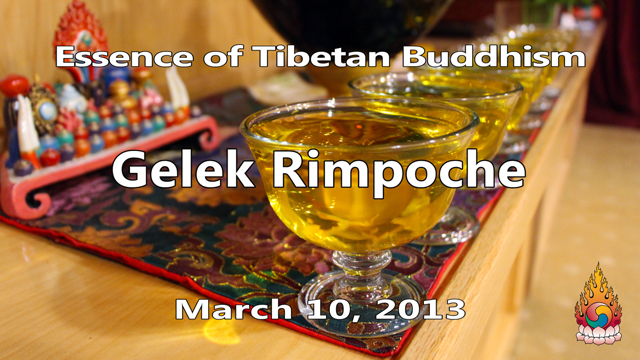 Essence of Tibetan Buddhism 1