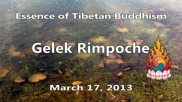 Essence of Tibetan Buddhism 2