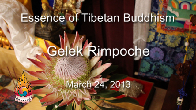 Essence of Tibetan Buddhism 3