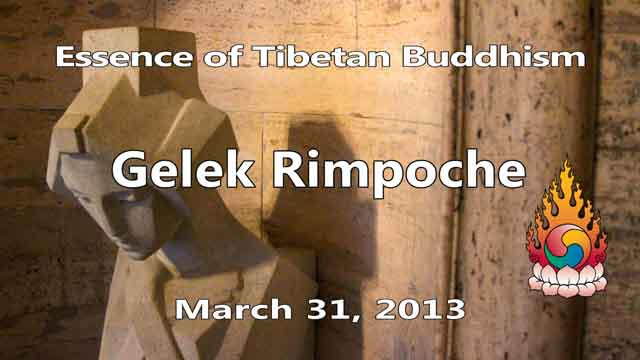 Essence of Tibetan Buddhism 4