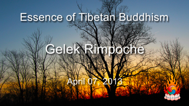 Essence of Tibetan Buddhism 5