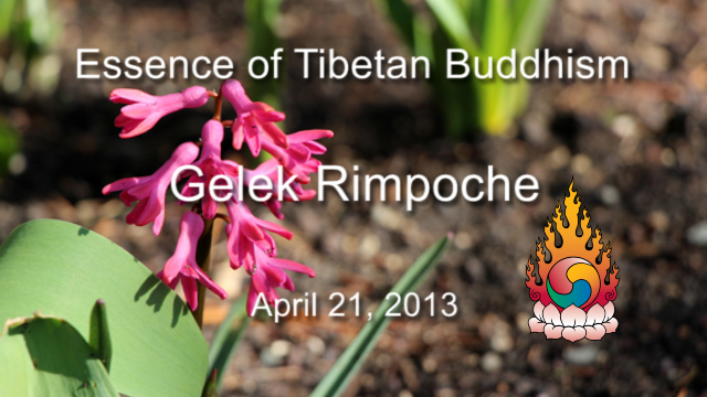Essence of Tibetan Buddhism 7