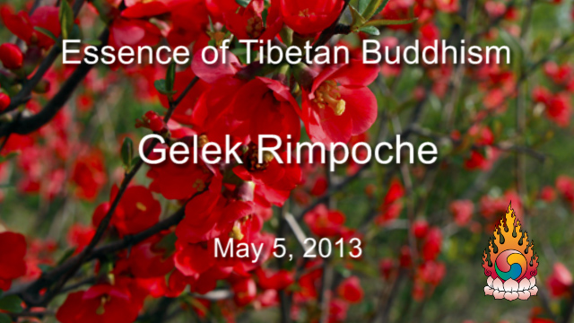 Essence of Tibetan Buddhism 9