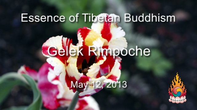 Essence of Tibetan Buddhism 10