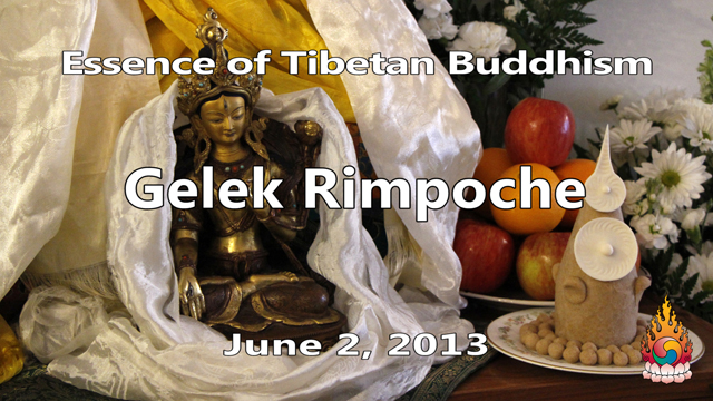 Essence of Tibetan Buddhism 13