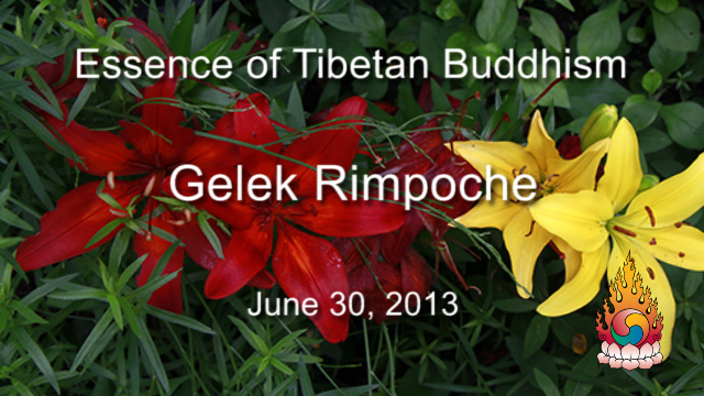 Essence of Tibetan Buddhism 17