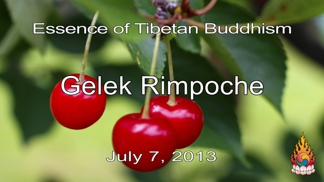 Essence of Tibetan Buddhism 18