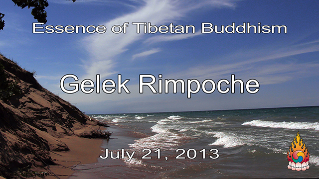 Essence of Tibetan Buddhism 20