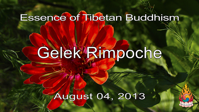 Essence of Tibetan Buddhism 22
